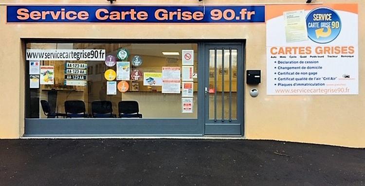 Carte Grise A Belfort Et A Lure Centre Agree Service Carte Grise 90